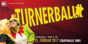Turnerball 2017 - Flyer1